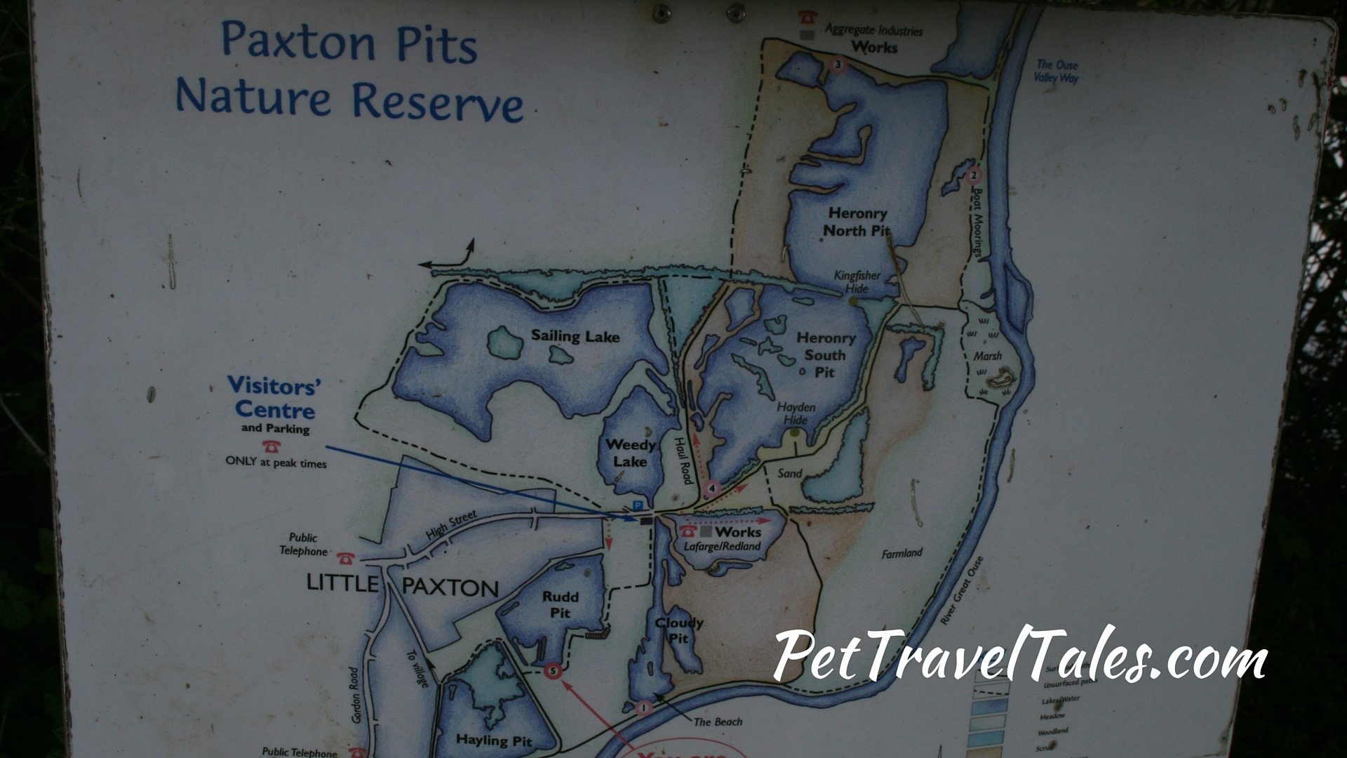 Paxton Pits Nature Reserve 3