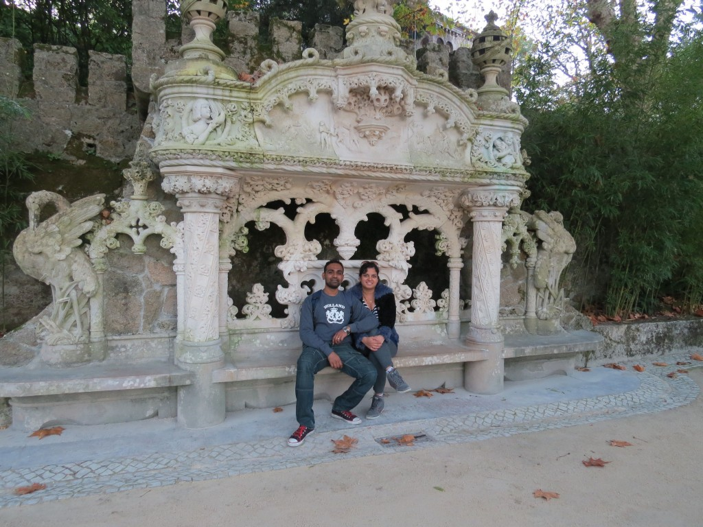 Sintra in Portugal, Chalukya and Rashmi, GOBeyondBounds