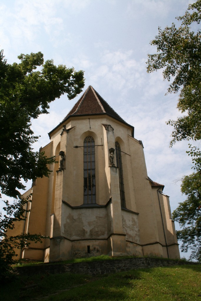 Sighisoara, Evangelical Church