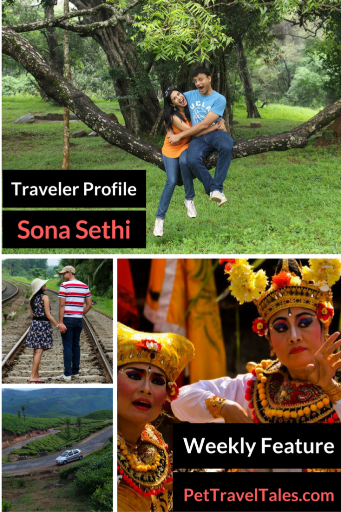 Traveler Spotlight: Sona Sethi and the Vacation Begins Blog