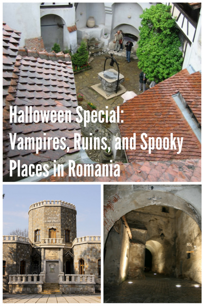 Halloween Special: Vampires, Ruins, and Spooky Places in Romania