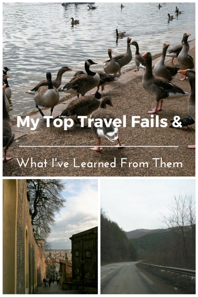 My Top Travel Fails and What I've Learned From Them