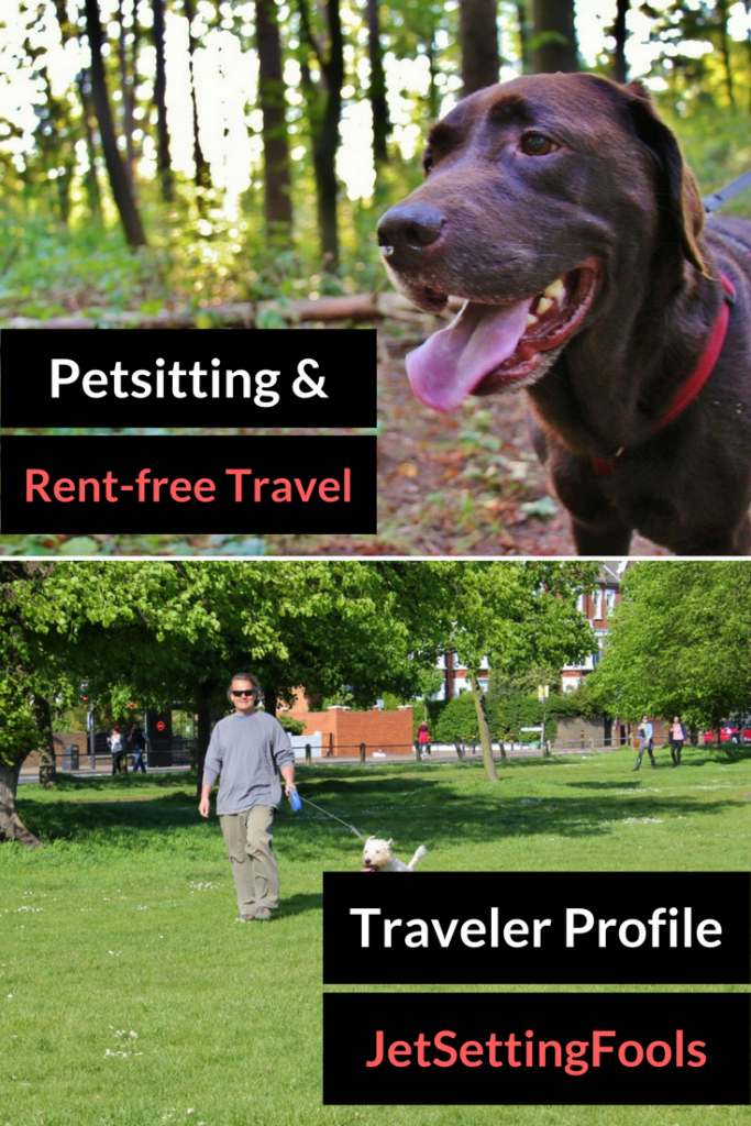 Petsit and Stay Rent-Free When You Travel - Bloggers and Their Pets' Stories