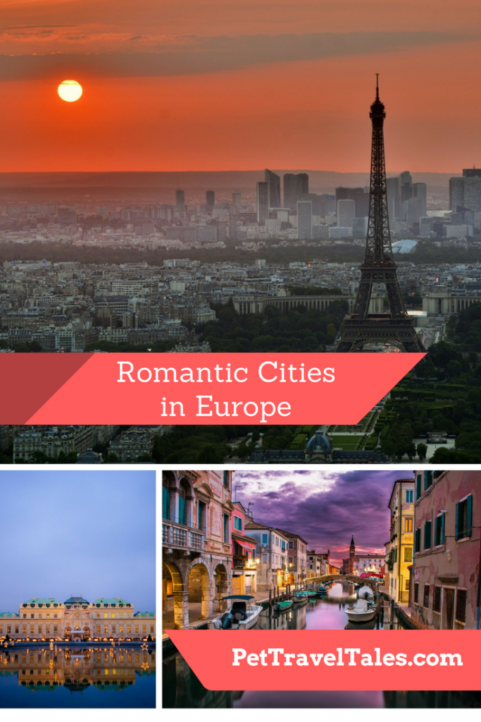 Love Is In The Air: The Best Cities For A Romantic Getaway