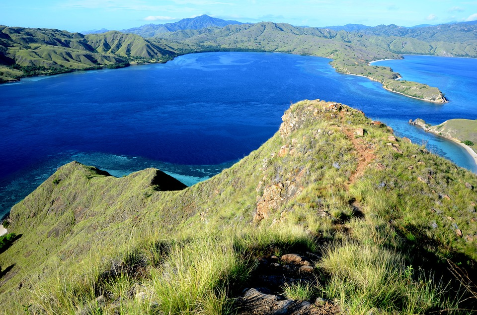 Komodo National Island Dragon Park Indonesia